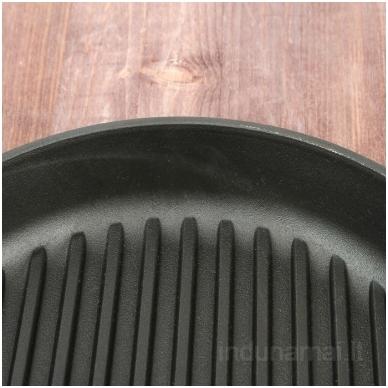 Ketaus grill keptuvė Brizoll 26cm 7