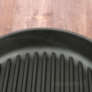 Ketaus grill keptuvė Brizoll 28 cm 7