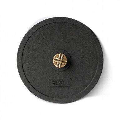 Ketaus grill presas Brizoll 20,5 cm 2