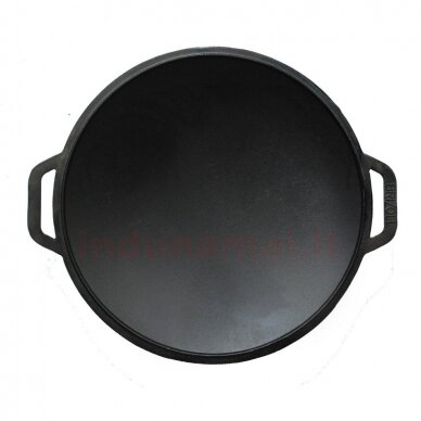 Ketaus keptuvė – dangtis (Sadž)  Brizoll 40 cm 2