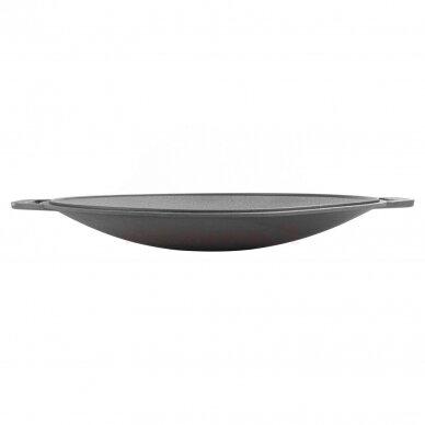 Ketaus keptuvė – dangtis (Sadž)  Brizoll 40 cm 9
