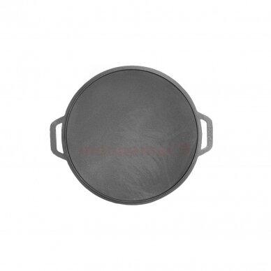 Ketaus keptuvė – dangtis (Sadž)  Brizoll 40 cm 8